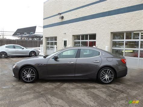maserati ghibli grey 2014 maserati ghibli gray 200 interior and exterior images