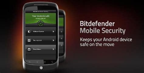 bitdefender for android bitdefender mobile security now for android the tech journal