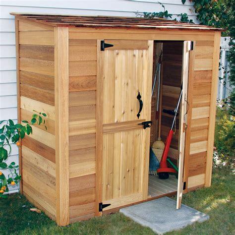 costruire armadietto in legno armadi da giardino mobili da giardino