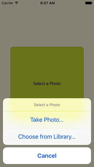 react native ios tutorial react native pick image from camera and gallery android