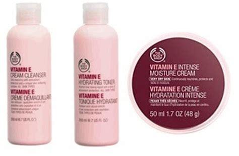 Paket Cleanser Toner Vitamin E The Shop glitter balm review the shop vitamin e cleanser toner moisturizer