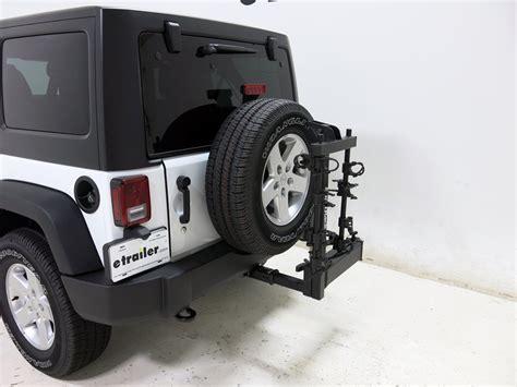 Jeep Wrangler Hitch Rack by Jeep Wrangler Sportrack Ridge Swing 4 Bike Rack 2 Quot Hitches Swinging