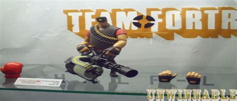 2011 Toy Fair Report: Team Fortress 2 & Green Lantern