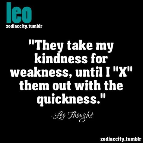 quotes leo horoscope quotesgram