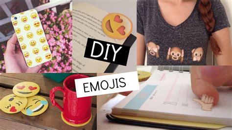 decorar fotos con emojis en video c 243 mo hacer 5 manualidades con emojis i24mujer