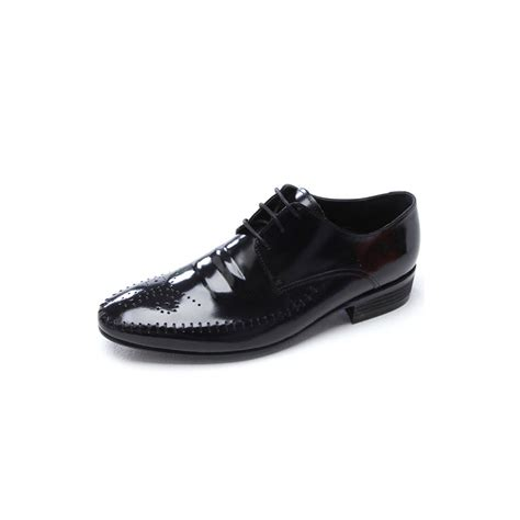 mens black flat shoes mens classic dress shoes