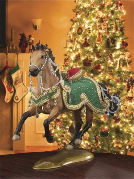 jewel  breyer holiday horse