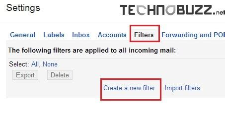 get rid of unwanted emails or senders on your gmail account