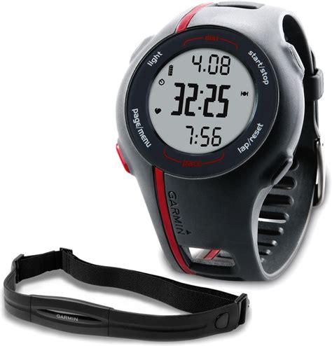 garmin forerunner 110 gps hr rate monitor speed