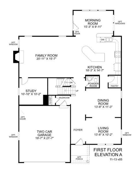 ryan homes genevieve floor plan reverse rome first floor ryan homes ours won t have the