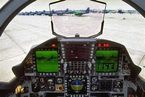 Defense Strategies: American Classic Multirole Fighter ... F 15 Cockpit