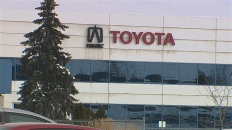 Woodstock Toyota Plant Address Ont Toyota Plant No 1 On Annual Manufacturing Quality