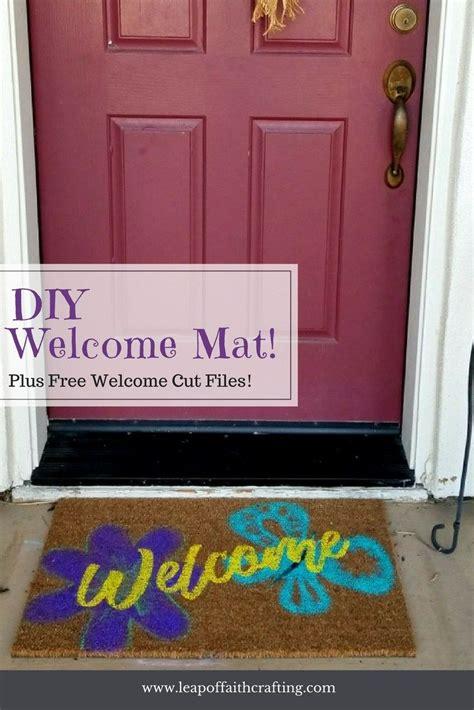 doormat easy diy tutorial diy easy diy
