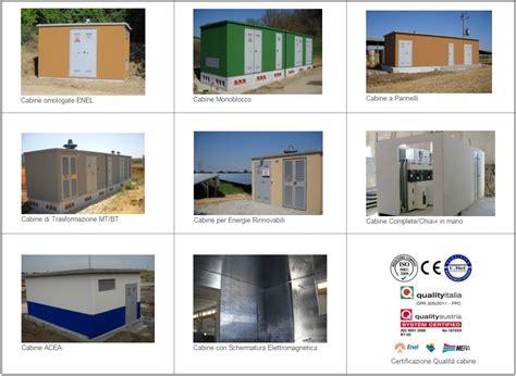 cabine elettriche media tensione cabine elettriche
