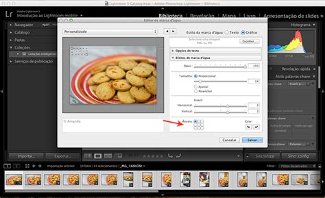 tutorial lightroom iniciantes como colocar assinatura no lightroom conex 227 o fotogr 225 fica