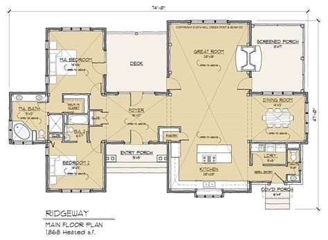 our most popular timber frame vacation home floor plans 28 timber frame floor plans timber balsam ridge