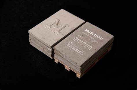 concrete business cards 45 cool business cards free psd eps illustrator