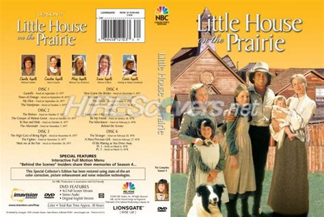 little house on the prairie season 4 dvd cover custom dvd covers bluray label movie art dvd custom covers l little