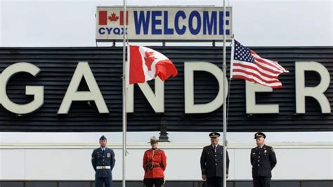 channel of peace stranded in gander on 9 11 books passengers stranded on 9 11 plan return to gander ctv news