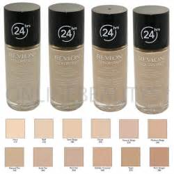 revlon colorstay 24 hours skin foundation makeup 30ml