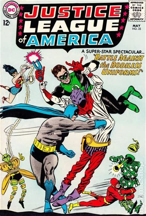 justice league the of the books justice league of america 1960 1st series comic books