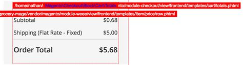 magento layout update replace block layout update removing totals block from mini cart in