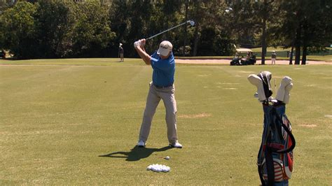 how common is swinging lee trevino reveals fix for a common wedge swing fault
