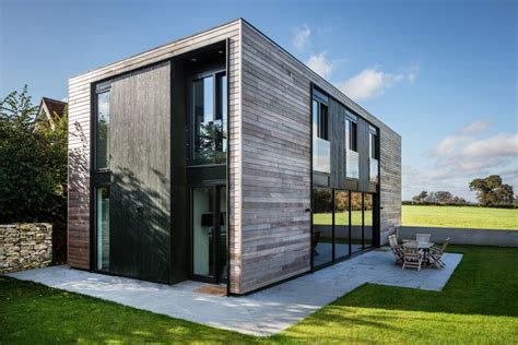 panel homes sandpath house in oxfordshire e architect