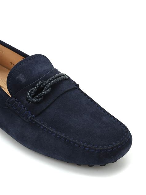 tods suede loafer gommino suede loafers by tod s loafers slippers ikrix