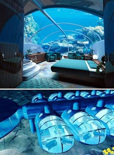 underwater bedrooms underwater house on tumblr