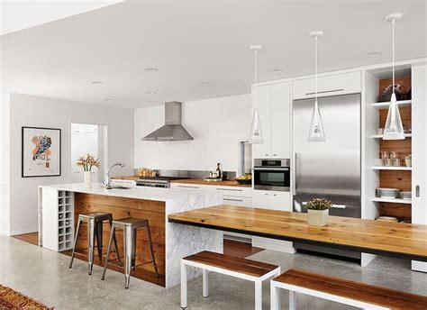 modern kitchen island table best 25 kitchen island table ideas on kitchen