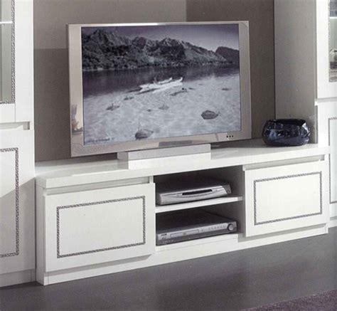 Supérieur Meuble Tv Hifi Blanc Laque #9: Meubles-tv-hifi-chic-laque-blanc.jpg
