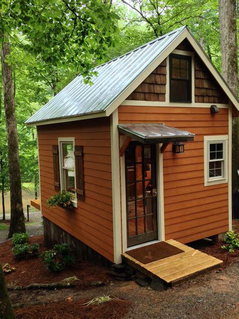 square foot tiny house   open feel   full