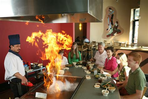 sushi buffet denver ready for a great meal and hibachi grill show