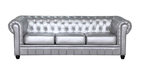 silver chesterfield sofa silver sofas new style silver sofas for home room living