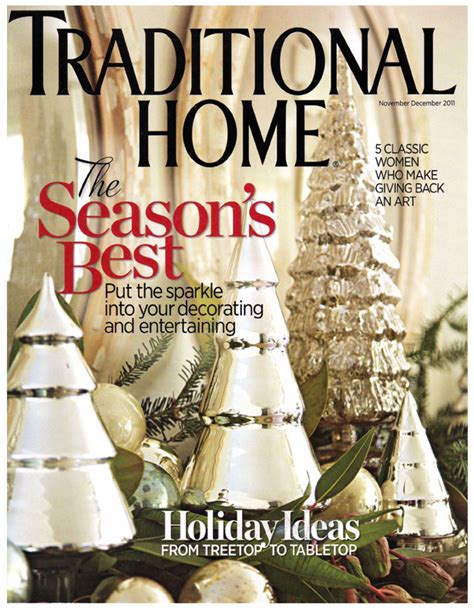 traditional house magazine houses gardens people a 1920s christmas tudor in dallas