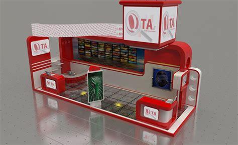 design concept ksa exhibition stand design concept on behance