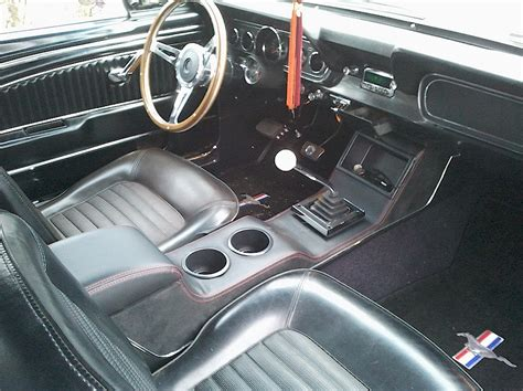 1966 Ford Mustang Interior by Apple 1966 Ford Mustang Hardtop