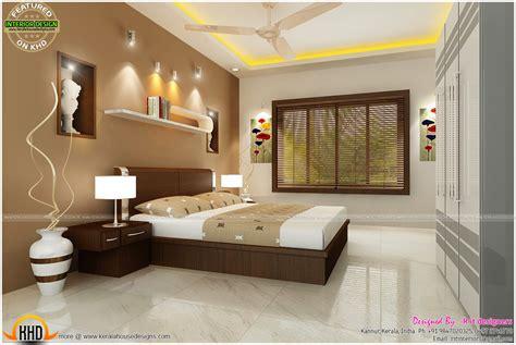 bedroom interior design  cost kerala home design