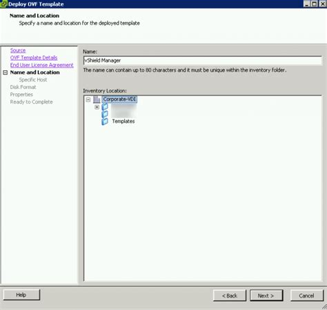 deploy ovf template how to deploy ova ovf template using vmware vsphere