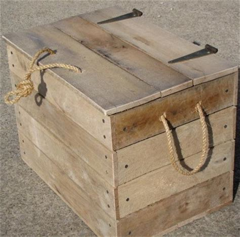 Pallet Furniture Store Mumbai by 54 Wood Pallet Box Planter Boxes Made From Wooden Pallets