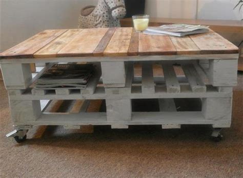 shabby chic coffee table diy diy shabby chic pallet coffee table pallet furniture plans