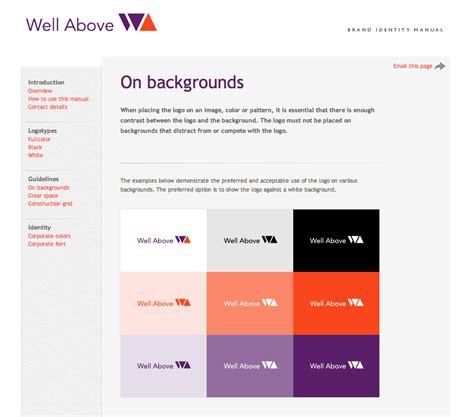 how to a guide why your brand needs a style guide and how to create one webdesigner depot