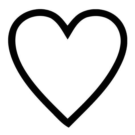 heart template clipart best