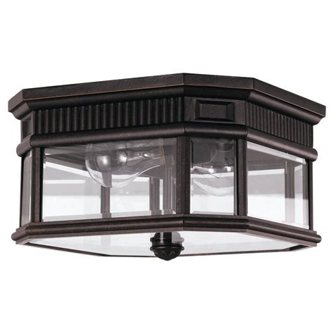outdoor flush mount led light murray feiss ol5413gbz la cotswold lane 13w led