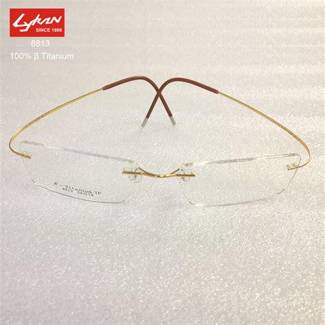designer rimless glasses for www tapdance org
