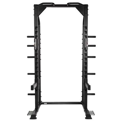 Half Rack Fitness by Xmark Fitness Xmark Commercial Half Rack Xm 9014 By Oj Commerce Xm 9014 1 154 69