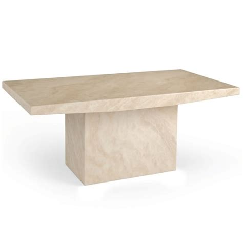 Marble Effect Coffee Tables Kempton Marble Effect Coffee Table Rectangular In