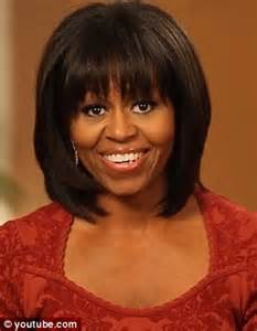 google michelle obama new hairstyle michelle obama haircut