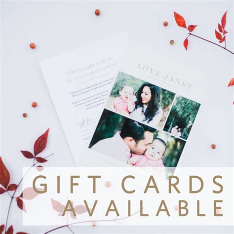 Gift Card Inquiry - gift card love janet photography gt gt los angeles wedding lifestyle portrait